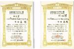 2007年5月/2008年5月 日本文芸アカデミー賞 特別賞 ゴールド賞