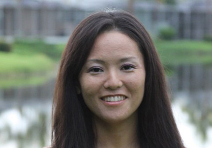 ハワイ留学中 大江美樹様(28歳)